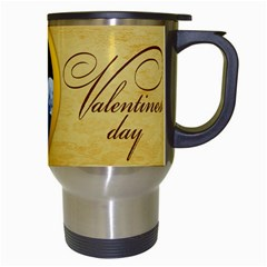 V Day Love By May   Travel Mug (white)   9r5sne2jfepj   Www Artscow Com Right