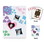 Hearts single design cards - Playing Cards Single Design