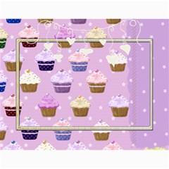 2019 Cupcake Calendar March By Claire Mcallen   Wall Calendar 11  X 8 5  (12 Months)   Hb39tju0komr   Www Artscow Com Month