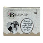 Bridesmaid XL Costmetic Bag - Cosmetic Bag (XL)