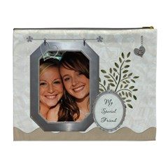 Bridesmaid Xl Costmetic Bag By Lil    Cosmetic Bag (xl)   G3isdx0eaalh   Www Artscow Com Back