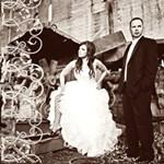 Wedding Scrapbook - ScrapBook Page 12  x 12