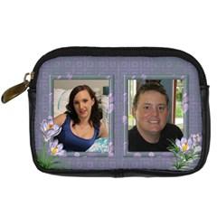 Framed Digital Camera Case By Deborah   Digital Camera Leather Case   Vz5qu2m1asue   Www Artscow Com Front