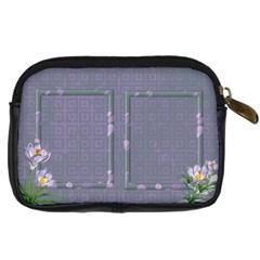 Framed Digital Camera Case By Deborah   Digital Camera Leather Case   Vz5qu2m1asue   Www Artscow Com Back