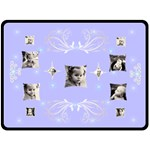 Blue Stars XL Blanket - Fleece Blanket (Large)