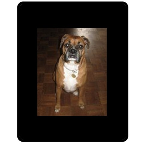Roxy1 By Pat   Fleece Blanket (medium)   Opjs3mlqkql8   Www Artscow Com 60 x50 Blanket Front