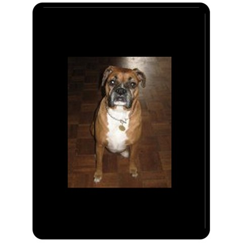 Roxy 11 By Pat   Fleece Blanket (large)   At8mriu7fudj   Www Artscow Com 80 x60 Blanket Front