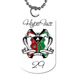 SIGMABETARHO2 - Dog Tag (Two Sides)