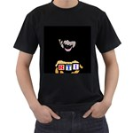 RTI Official Black T-Shirt (Two Sides)