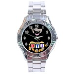 RTI Stainless Steel Analogue Men's Watch