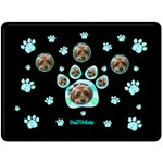Paw Prints XL Blanket - Fleece Blanket (Extra Large)