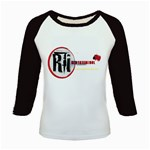 T Shirt Back Kids Baseball Jersey