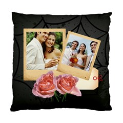 Wedding By Joely   Standard Cushion Case (two Sides)   Cmykkea6botk   Www Artscow Com Front