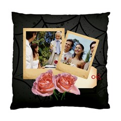 Wedding By Joely   Standard Cushion Case (two Sides)   Cmykkea6botk   Www Artscow Com Back