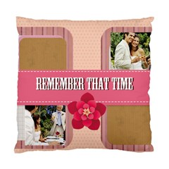 Wedding By Joely   Standard Cushion Case (two Sides)   Ahbrn46z8smo   Www Artscow Com Front