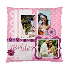 Wedding By Joely   Standard Cushion Case (two Sides)   21m6jda3a3be   Www Artscow Com Front