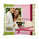 wedding - Standard Cushion Case (Two Sides)