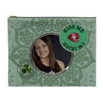 Irish XL Cosmetic Bag - Cosmetic Bag (XL)