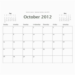 Calendar_2_Simple by Kristan Kershaw Oct 2012