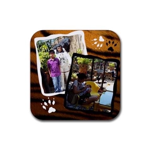Mhelancoaster4 By Bernadette Simon Villaverde   Rubber Coaster (square)   0k9nrw6o3tn8   Www Artscow Com Front
