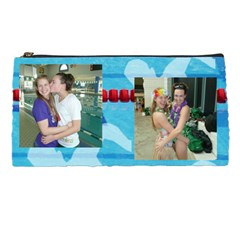 Jamies Pencil Pouch By Jill Grell   Pencil Case   736hbico1qvw   Www Artscow Com Front