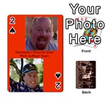 Da Bears Playing Cards - Playing Cards 54 Designs