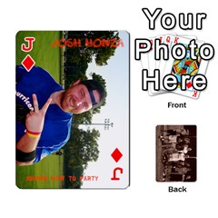 Jack Da Bears Playing Cards By Jimmy Reilly   Playing Cards 54 Designs   Bynav8y9fodc   Www Artscow Com Front - DiamondJ