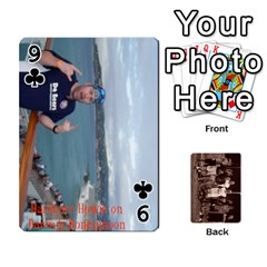 Da Bears Playing Cards By Jimmy Reilly   Playing Cards 54 Designs   Bynav8y9fodc   Www Artscow Com Front - Club9
