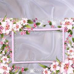 Floral Storage Stool By Deborah   Storage Stool 12    3x8crl6p1zng   Www Artscow Com Back