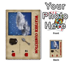 Escape With Honour Landscape New By Jonathan Warren   Multi Purpose Cards (rectangle)   A20zlco32a8d   Www Artscow Com Front 52