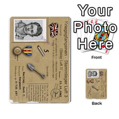 Escape With Honour Landscape New By Jonathan Warren   Multi Purpose Cards (rectangle)   A20zlco32a8d   Www Artscow Com Front 7