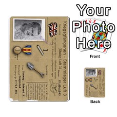 Escape With Honour Landscape New By Jonathan Warren   Multi Purpose Cards (rectangle)   A20zlco32a8d   Www Artscow Com Front 9