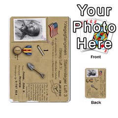 Escape With Honour Landscape New By Jonathan Warren   Multi Purpose Cards (rectangle)   A20zlco32a8d   Www Artscow Com Front 2