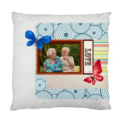 Love By Joely   Standard Cushion Case (two Sides)   Xb4gx58ohrmh   Www Artscow Com Back