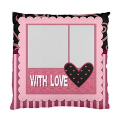 Love By Mac Book   Standard Cushion Case (two Sides)   0ptoym0htqcr   Www Artscow Com Back