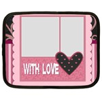 love - Netbook Case (XXL)