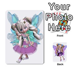 Fairy Cards By Helen   Playing Cards 54 Designs   Naaz720wbr4y   Www Artscow Com Front - Spade2