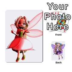 Fairy Cards By Helen   Playing Cards 54 Designs   Naaz720wbr4y   Www Artscow Com Front - Spade3