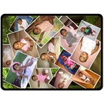 shayini - Fleece Blanket (Extra Large)
