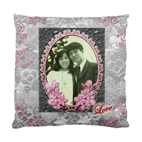 Pa Ma Cushion One Side By Elmas Chan   Standard Cushion Case (one Side)   R71ojexl2kkf   Www Artscow Com Front