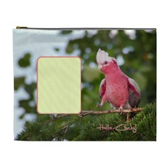 Galah Cos Bag By Renee   Cosmetic Bag (xl)   Zkenaij74w3a   Www Artscow Com Front