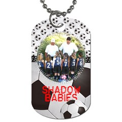 Tags/grandpa By Christine Manausa   Dog Tag (two Sides)   Pjawebfunl0c   Www Artscow Com Back