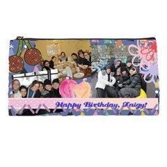 Faigy Bday By Esther   Pencil Case   Eiq4goeg17se   Www Artscow Com Front