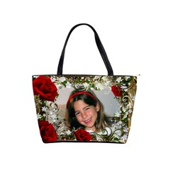 My Rose Shoulder Bag By Deborah   Classic Shoulder Handbag   4pv2m7a3vt5b   Www Artscow Com Front