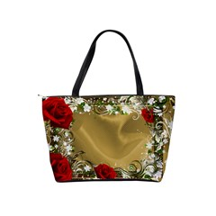 My Rose Shoulder Bag By Deborah   Classic Shoulder Handbag   4pv2m7a3vt5b   Www Artscow Com Back