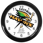 Wall Clock - Option 1 - Wall Clock (Black)
