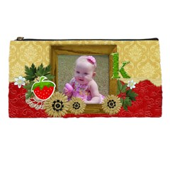 Kiddo Pencil Case By Tonya   Pencil Case   35kugf6v00rk   Www Artscow Com Front