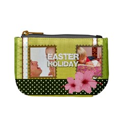 Easter By Joely   Mini Coin Purse   907unfe0c0k9   Www Artscow Com Front