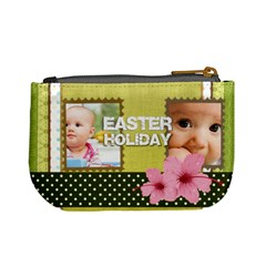 Easter By Joely   Mini Coin Purse   907unfe0c0k9   Www Artscow Com Back