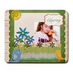 spring - Large Mousepad